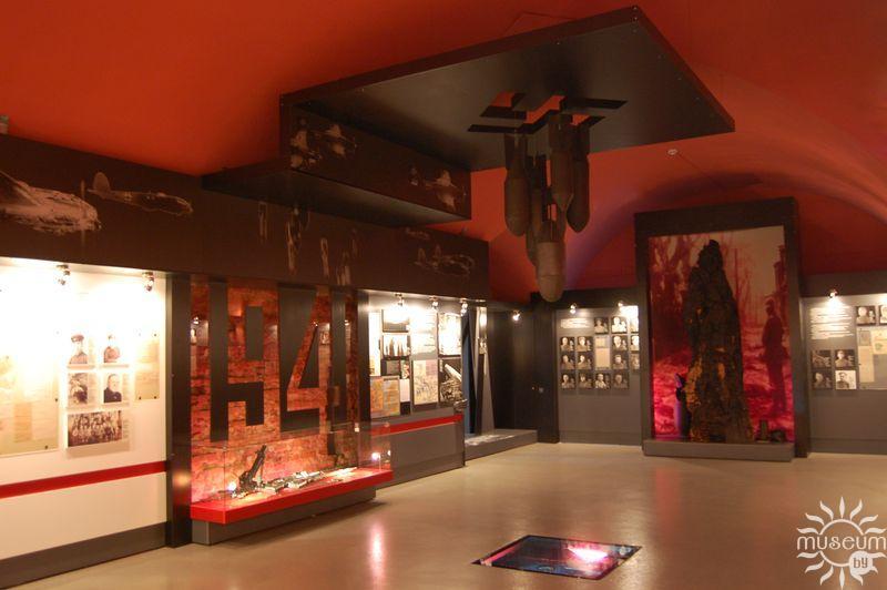 Фрагмент экспозиции 3-го зала